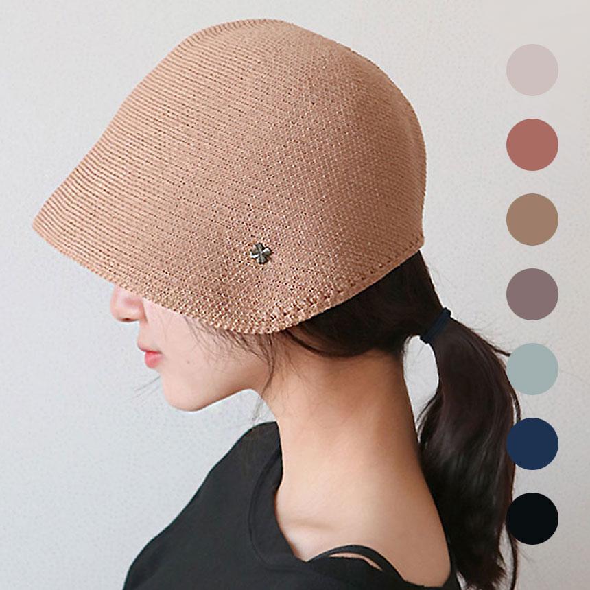 이코마켓 국산 봄 여름 여성 벙거지 모자 니트모자 밀짚 지사 보넷모자 가을 린넨 버킷햇 린넨모자