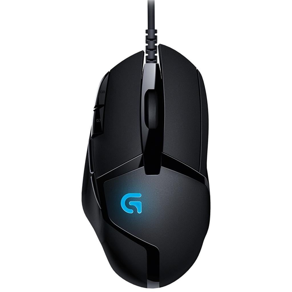 로지텍 정품 게이밍 마우스 G402, 블랙