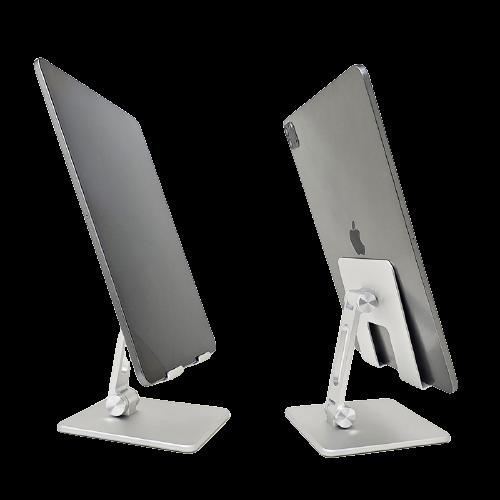 e-brand 얼티메이트 태블릿거치대 아이패드 갤럭시탭 태블릿PC 받침대, 메탈 실버-30-5270546346
