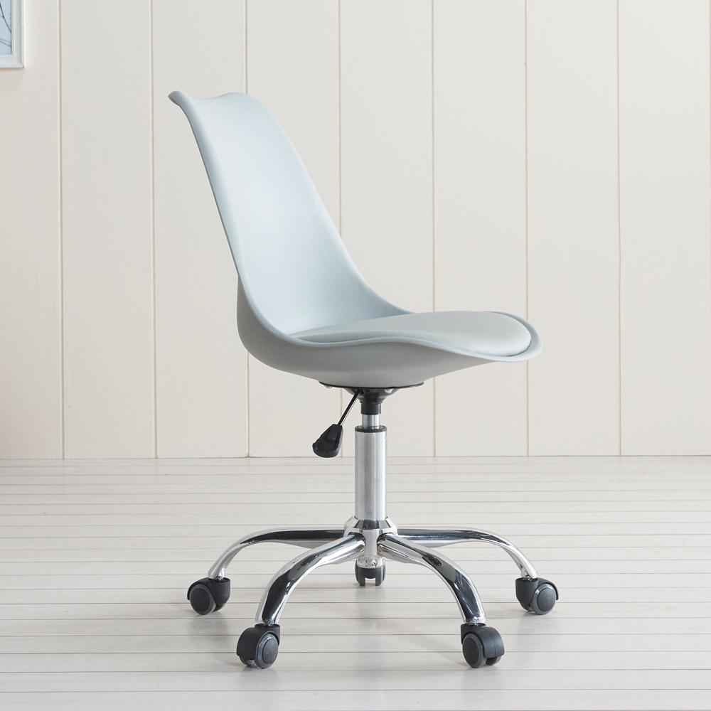 프리메이드 에펠의자 회전형 의자, 그레이
