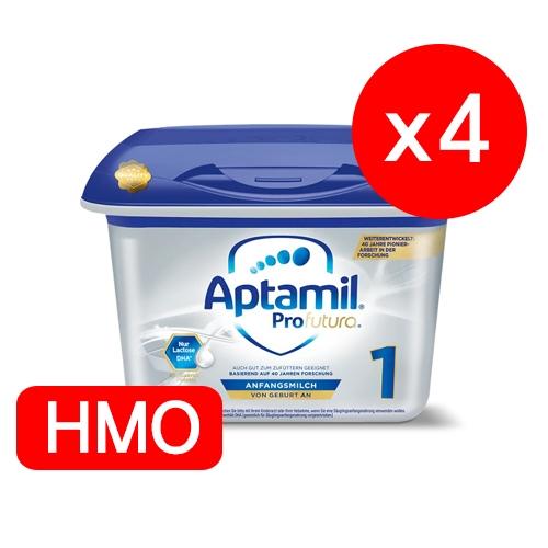 압타밀 뉴 (HMO)프로푸트라 분유 1단계 4통 800g_신상품 액상분유, 4개
