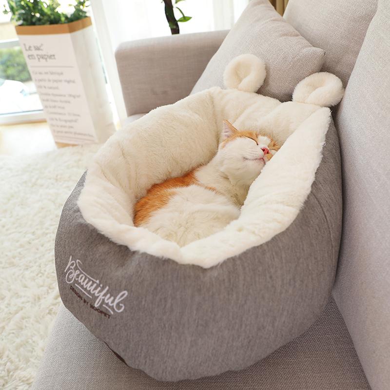 고양이 방석 숨숨집 마약방석 고양이하우스 고양이집, 없음