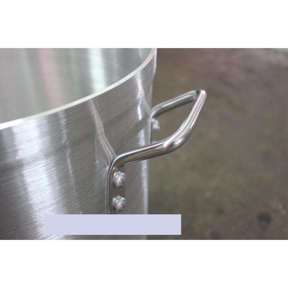 알루미늄 냄비 두 꺼 운 큰 알루미늄 냄비 높 은 몸 알루미늄 수프 배럴 대 용량 알루미늄 냄비 끓 인 죽 알루미늄 냄비 사업 용 알루미늄 냄비 직경 27CMx 도 25cm, 상세페이지 참조, 상세페이지 참조