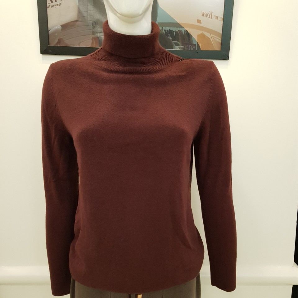 쉬즈미스~70%세일 지금 입으면 너무 예쁜&캐시미어 감촉의 부드러운 따뜻함**데일리로 입게되는 온폴라니트SSKPOJ42530