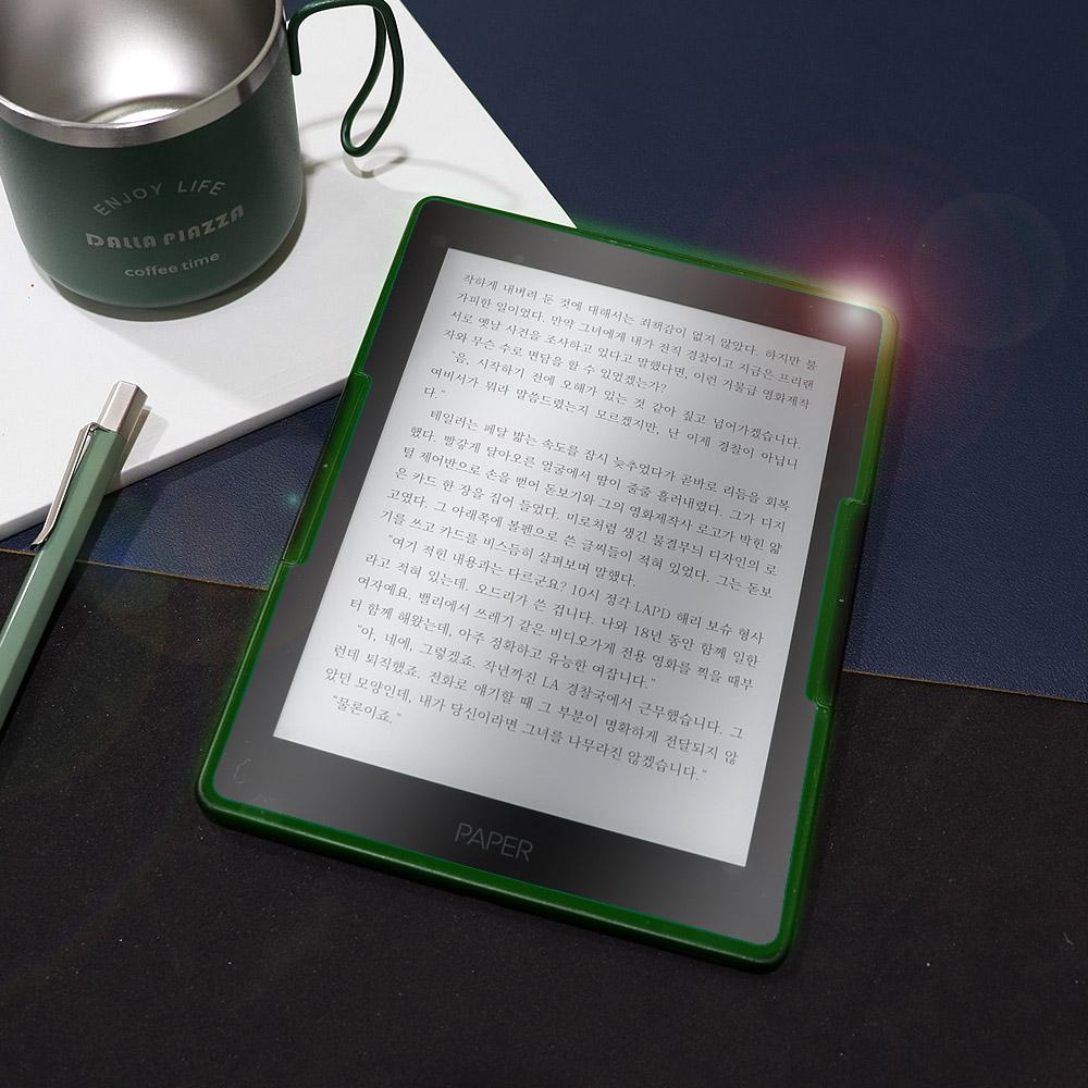E-book 전자책 단말기 리디북스 페이프 프로 눈 피로감소 스크래치방지 보호필름 용품, K_리디북스 페이퍼 프로 보호필름