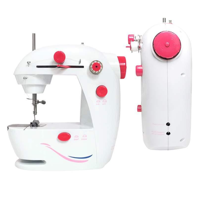 미니재봉틀 탁상 전동 다용도 0307재봉틀 가정용, 기본, 기본