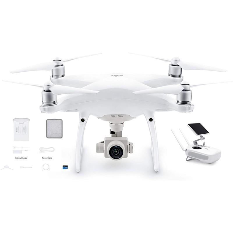 DJI 팬텀 4 어드밴스드+(플러스) 드론 쿼드콥터 4K 카메라 내장 LCD : 카메라 & 포토, 단일옵션