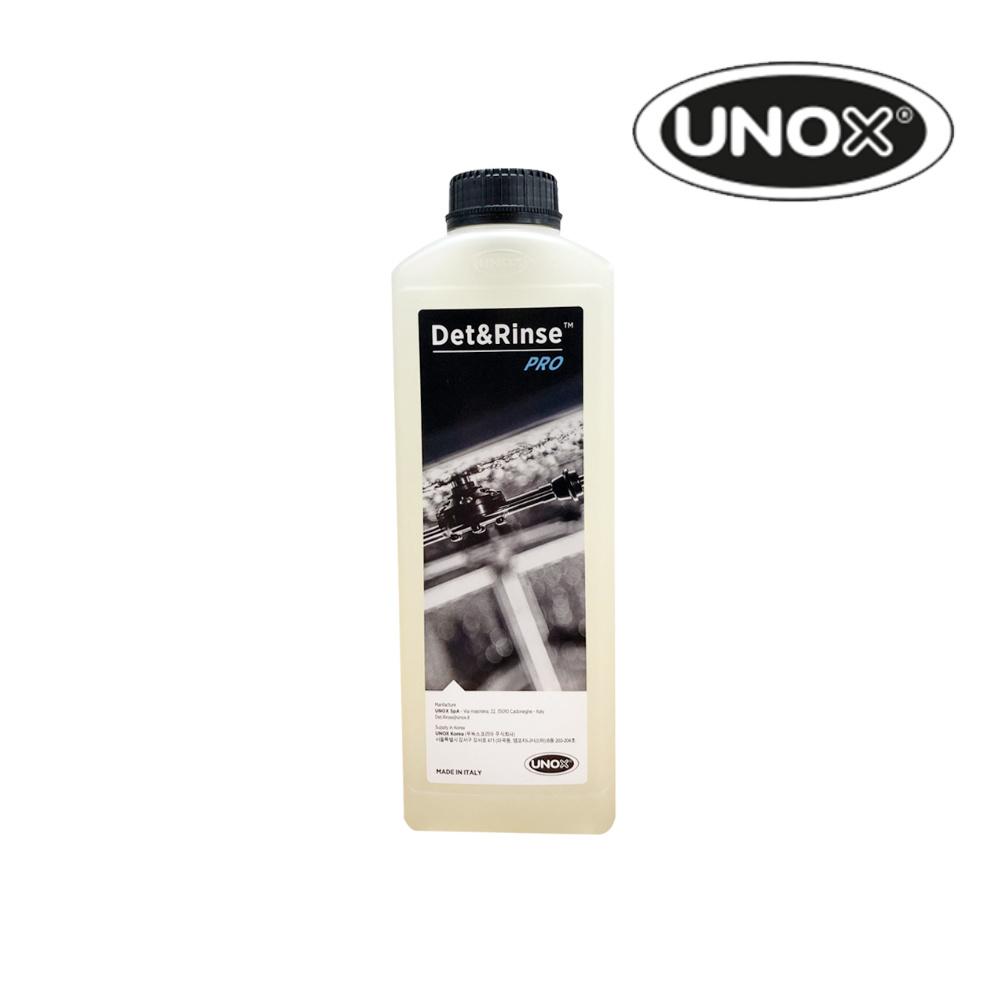 우녹스 정품 오븐 세제 클리너 세척 청소 Det&Rinse PRO(1L), 단품
