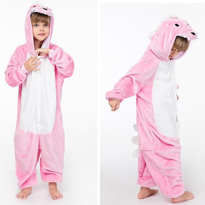 맘앤대디 어린이동물잠옷 공룡