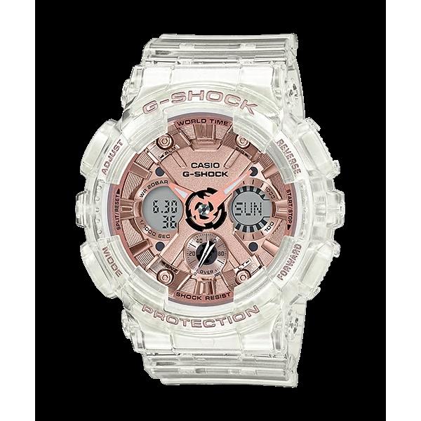 [현대백화점][지샥 G-SHOCK] GMA-S120SR-7ADR 남여공용 미들사이즈 캐주얼시계