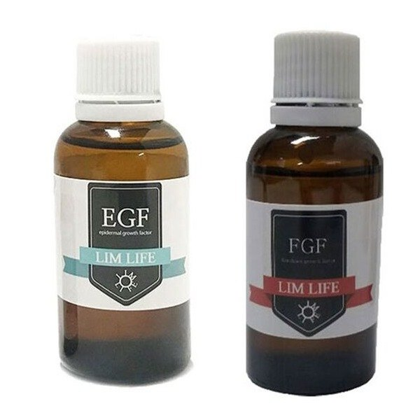 [림라이프] EGF원액 30ml + FGF원액 30ml, 종류:림라이프 EGF30ml + FGF30ml