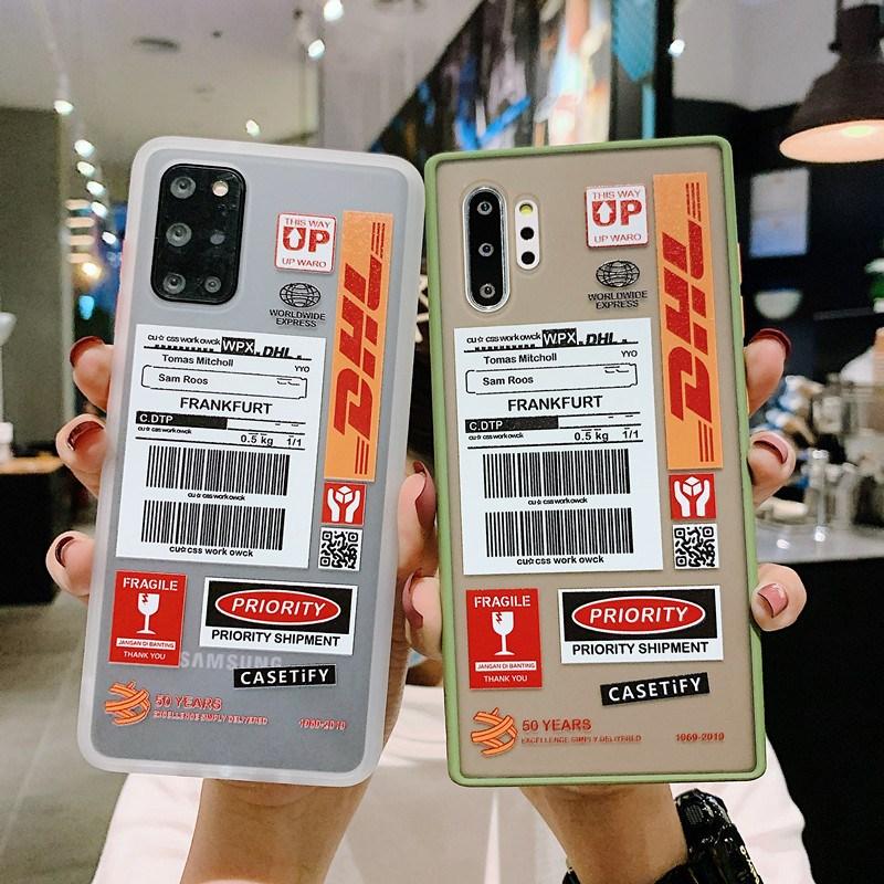 DHL 갤럭시.노트 케이스 휴대폰