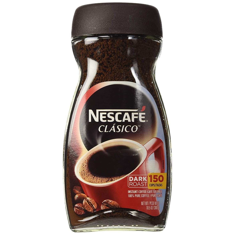 네스카페 클라시코 인스턴트 커피, Dark Roast, 300g