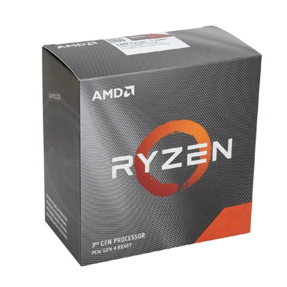 AMD 라이젠5-3세대 3500X (마티스) (멀티팩) -YC