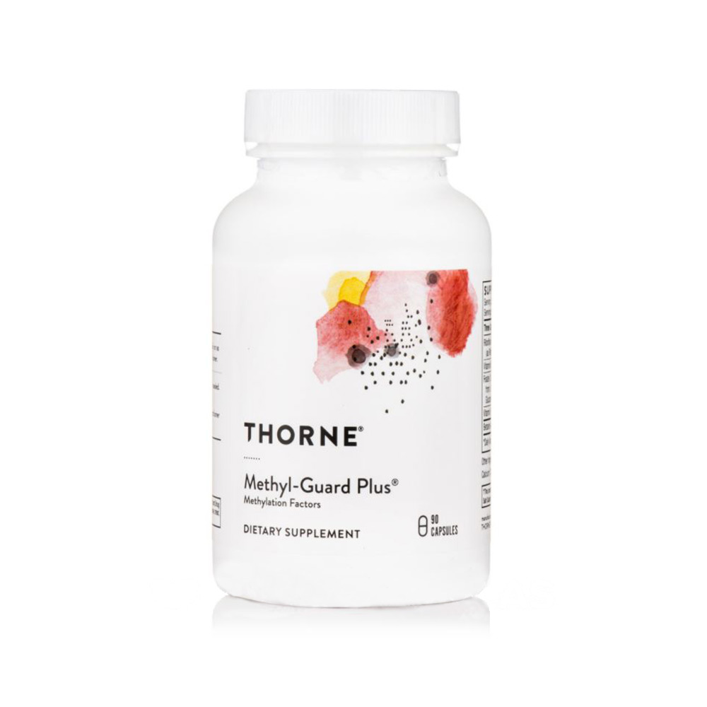 Thorne Research Methyl-Guard Plus 90캡슐, 단품