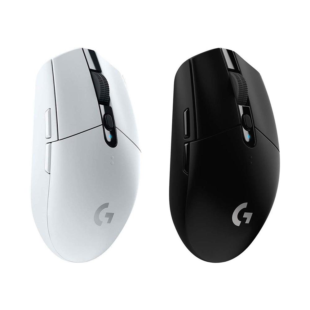 로지텍 로지쿨 G304 LIGHTSPEED 무선 게이밍 마우스, 옵션, 블랙(B07DVC25R2)