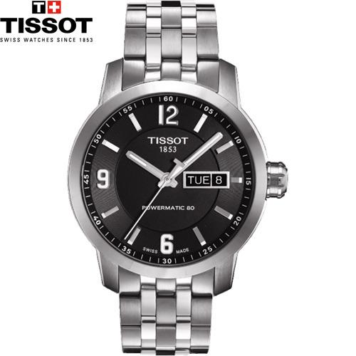 티쏘 PRC200 T055.430.11.057.00 남성 오토매틱시계
