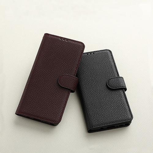 미래 헤르쉬 갤럭시 S20 FE(G781) 소가죽 휴대폰 케이스