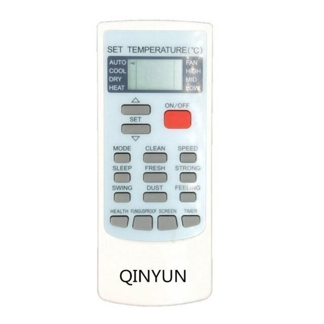 [해외] YKR-H/에어 사용 보조 에어컨 원격 제어, 상세내용표시 (POP 5756225698)