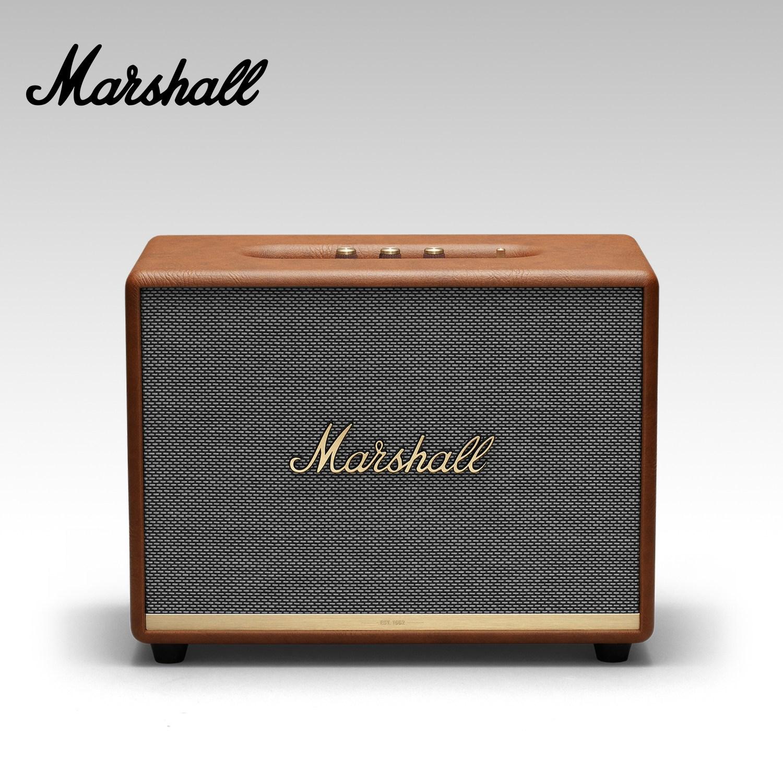 Marshall 마샬 워번2 블루투스 스피커 - 관부가세 별도 (매장용), 브라운