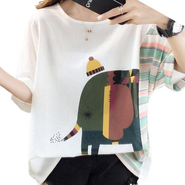 리더스타 여성용 긴팔 티셔츠