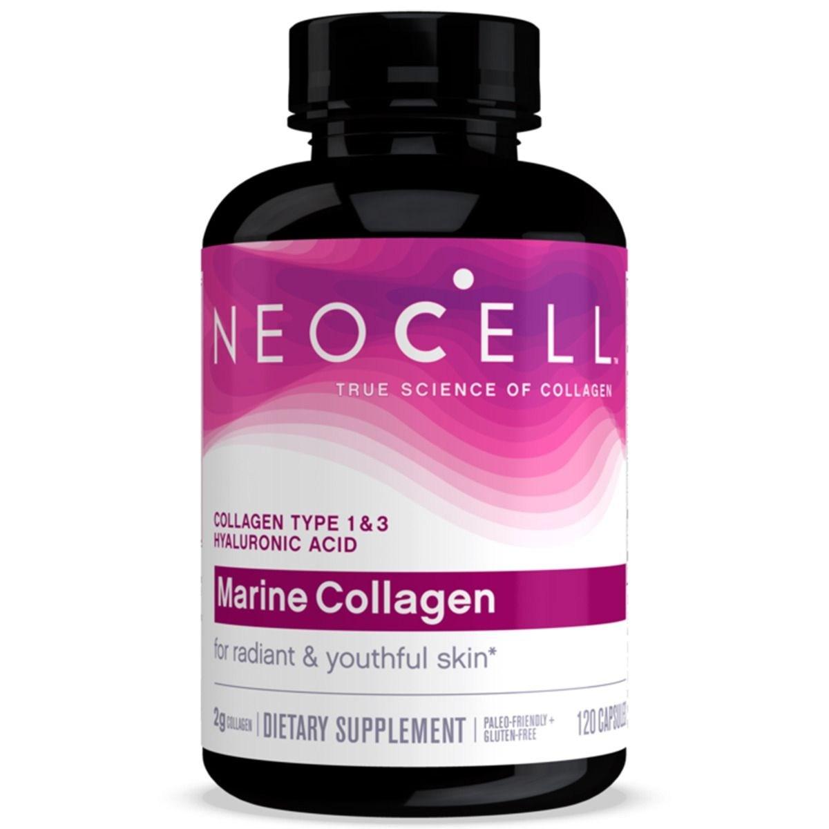 Neocell 마린 콜라겐 2000mg 캡슐, 120개입, 1개