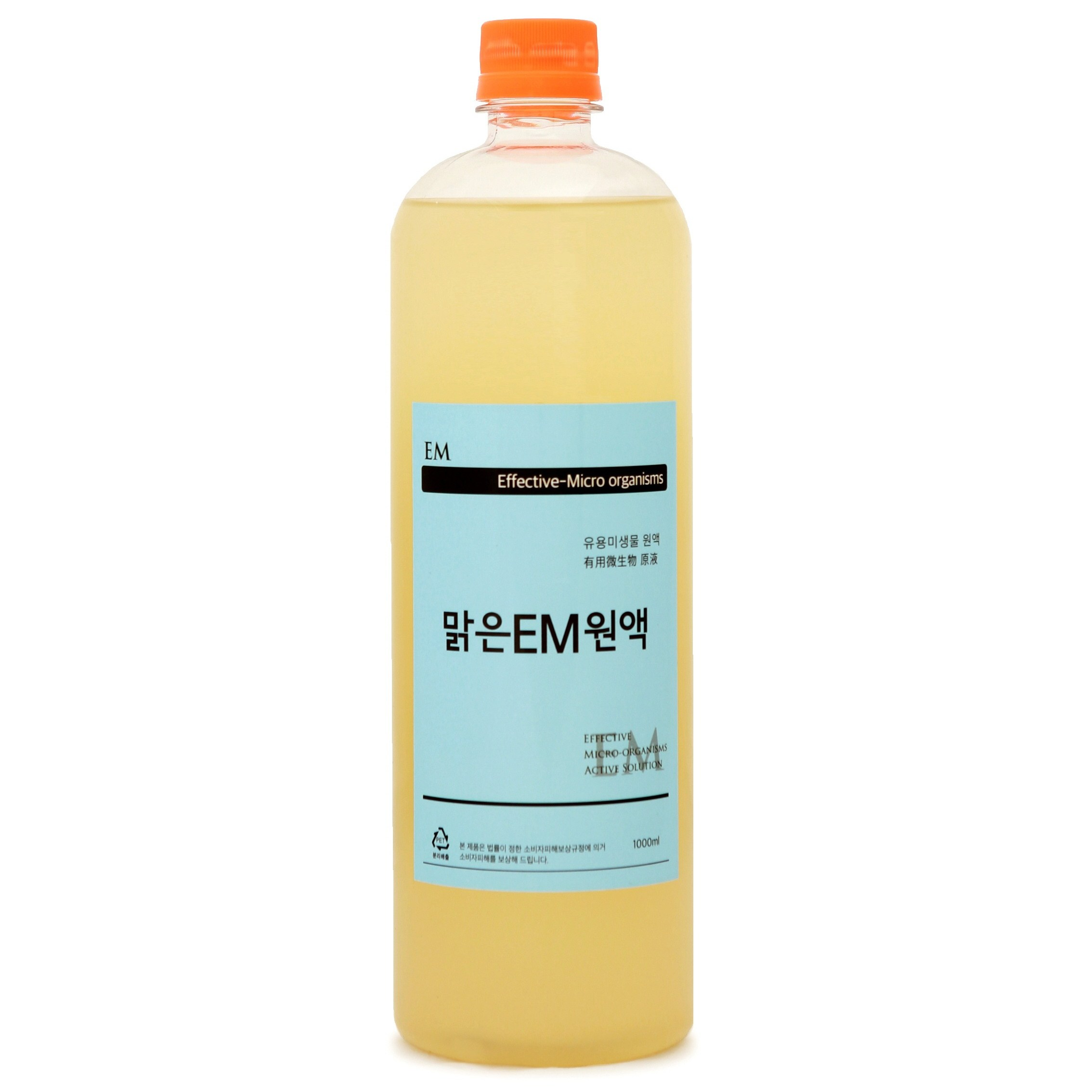 이엠그린 맑은EM원액, 2병, 1L