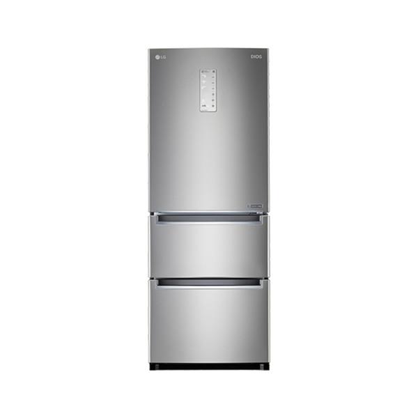 [LG전자] K339SN15E 스탠드형 김치냉장고 샤이니사피아노 327L, 상세 설명 참조