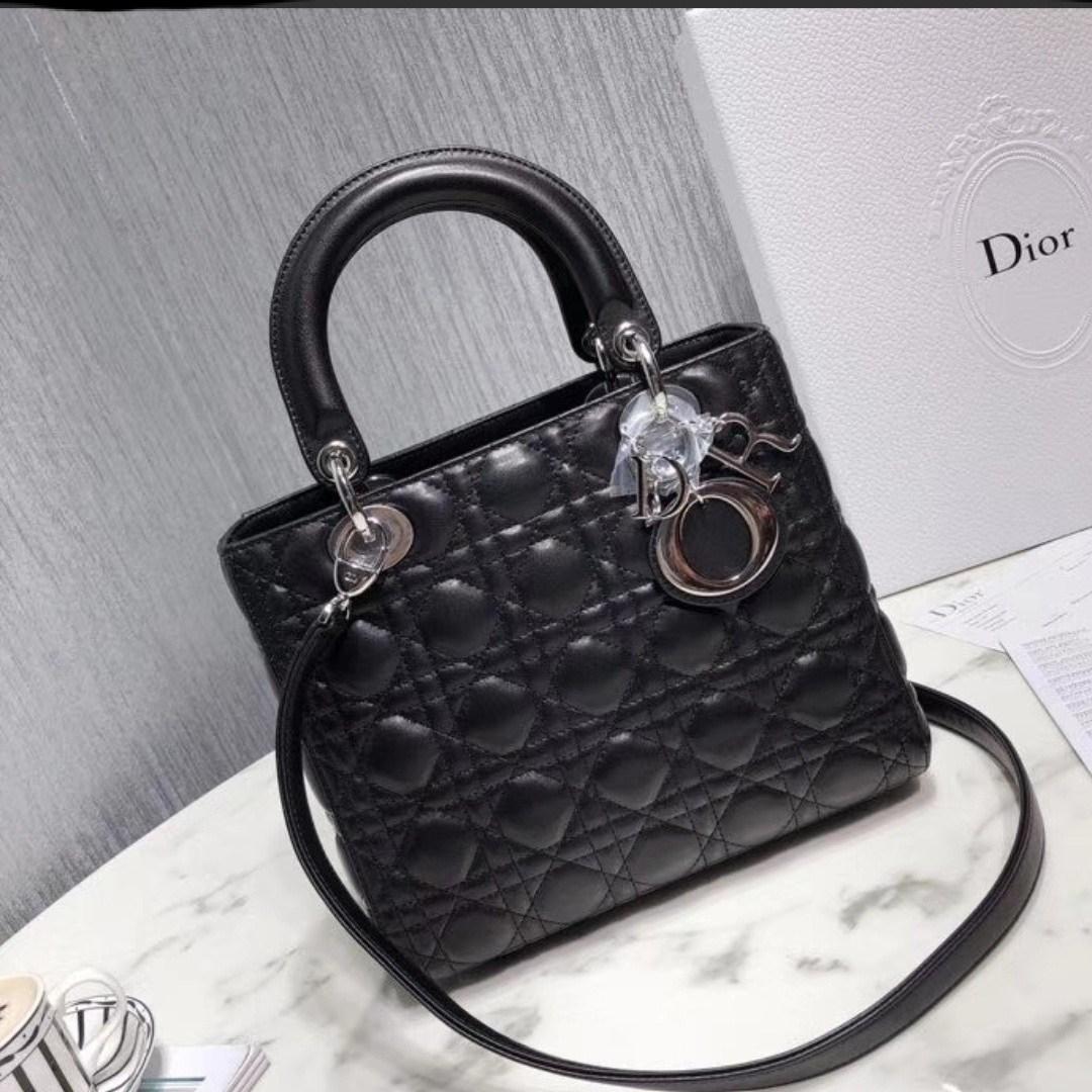 (해외)Christian Dior 크리스챤 디오르 메탈릭 백