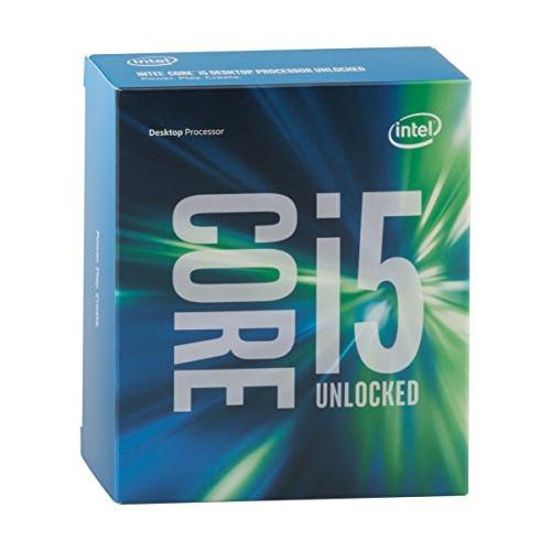 Intel CPU Core i5-6600K 3.5GHz 6M캐쉬 4코어/4스레드 LGA1151 BX80662I56600K 【BOX】, 본문참고