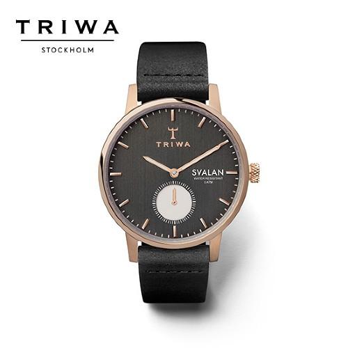 [TRIWA] 느와르 스발란-블랙 클래식 NOIR SVALAN-BLACK CLASSIC (SVST101-SS010114)여성용 시계