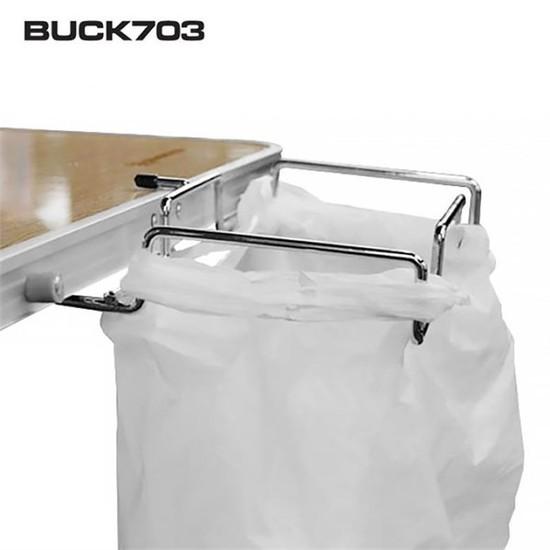 [하프클럽/BUCK703]캠핑테이블용 쓰레기봉투걸이/거치대/휴지통/캠핑용품