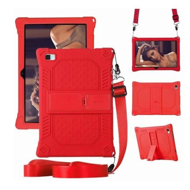 태클라스트 P20 HD 전용 범퍼 실리콘 케이스, RED