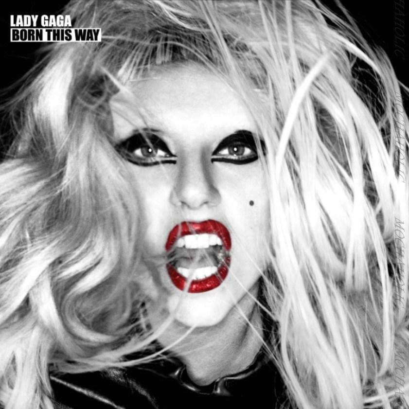 레이디가가 레코드 판 vinyl 2 x LP Lady Gaga - Born This Way