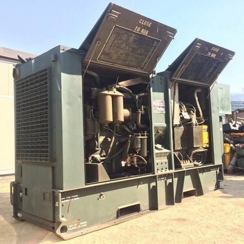 libby welding 100k발전기 100키로발전기 100kw usa 대형발전기