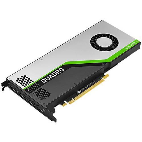 PNY Quadro RTX 4000 VCQRTX4000-PB 8GB GDDR6 PCI Express 3.0 x16 Video, 상세내용참조