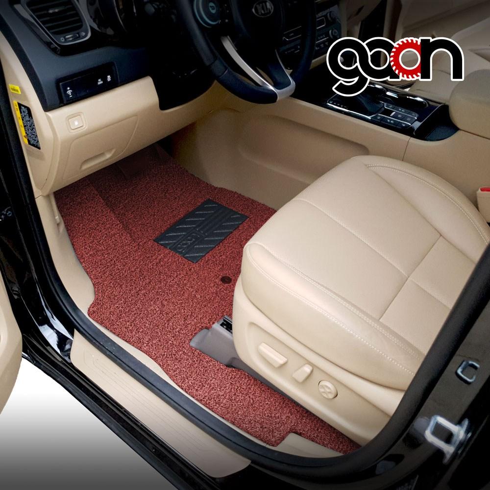 가온 자동차 코일매트 확장형, 추가정보란 차종코드번호 및 색상입력 필수