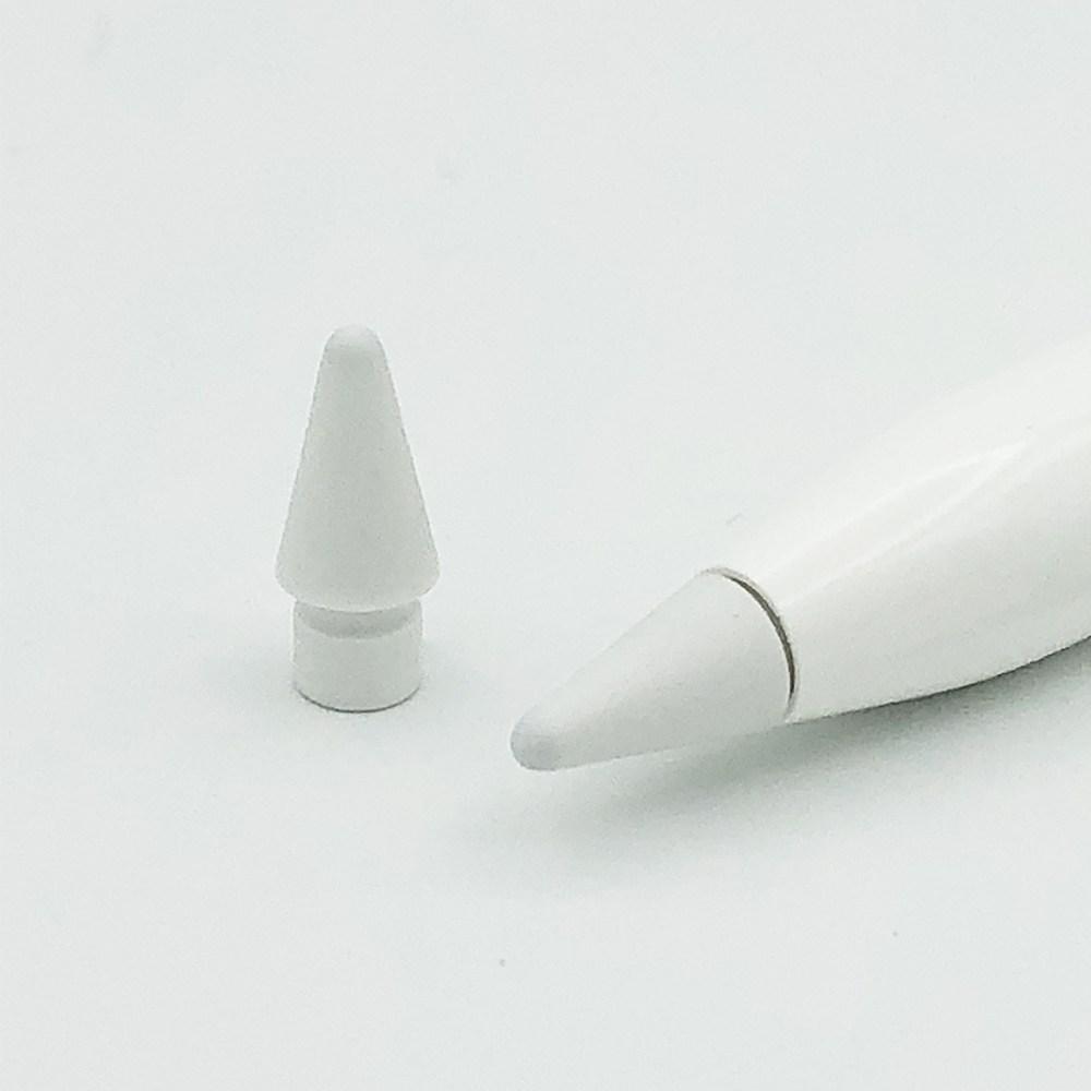픽스엔케이스 아이패드 애플펜슬 교체용 펜촉 보호팁 1세대 2세대, 1개