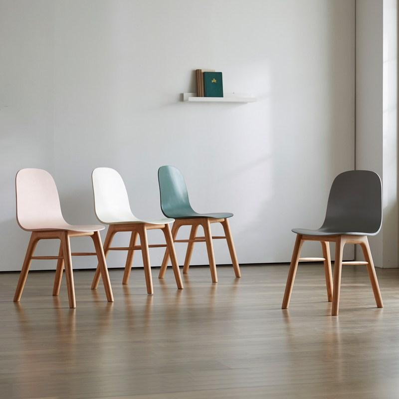 라움 엔젤체어 원목의자 식탁의자 디자인체어, 엔젤체어(그린)