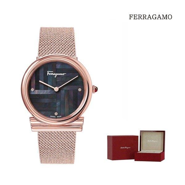 [페라가모(시계)] 페라가모 여성시계 메탈 SFIY00819