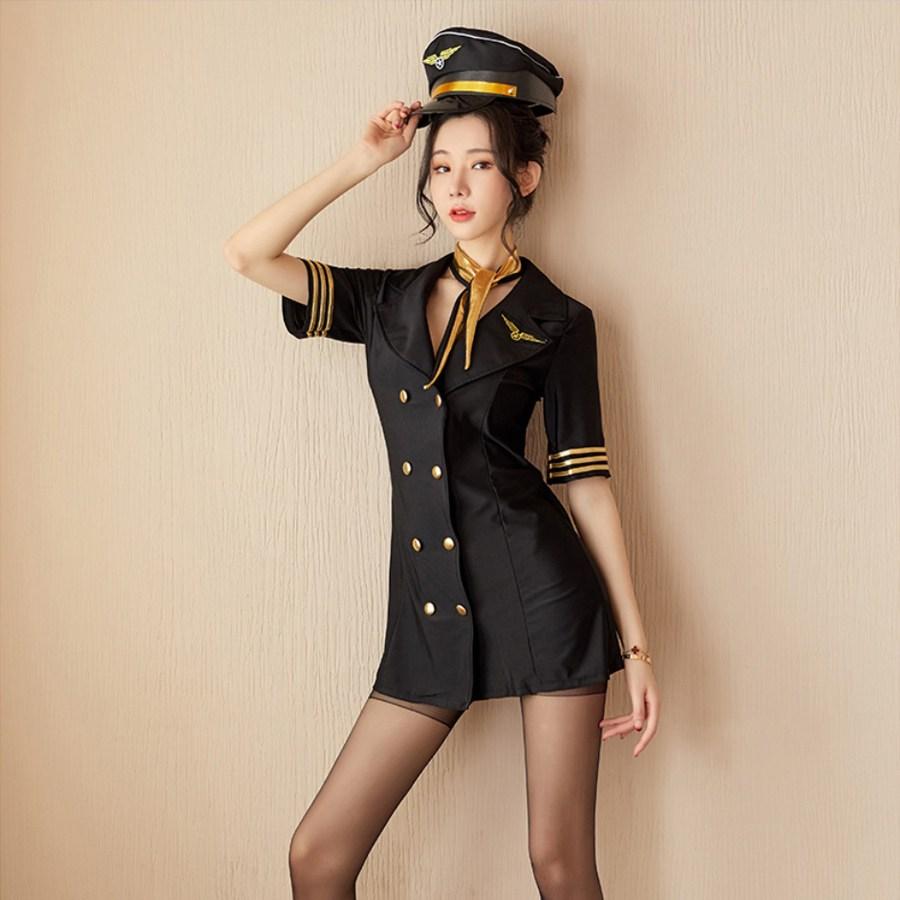 늘봄마켓 F6 경찰복 코스프레 제복 경찰의상 경찰제복