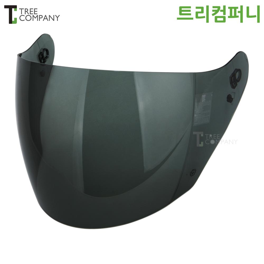 HJC 홍진헬멧 쉴드, SMOKE(흑색)