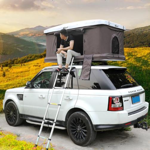 차량용 SUV 루프탑 하드탑 텐트 2~3인용 차박 자동차텐트, d특대형