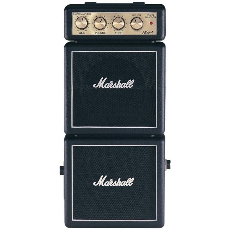 Marshall 미니 앰프 스택 MS4, 단일상품