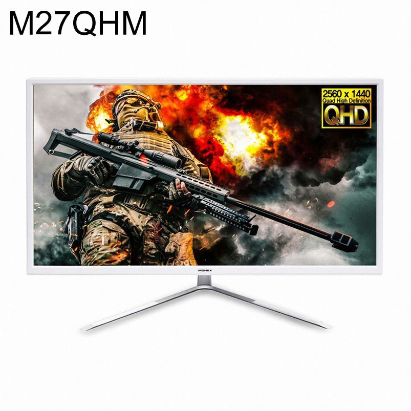 MONEX M27QHM QHD 144 DP 모니터
