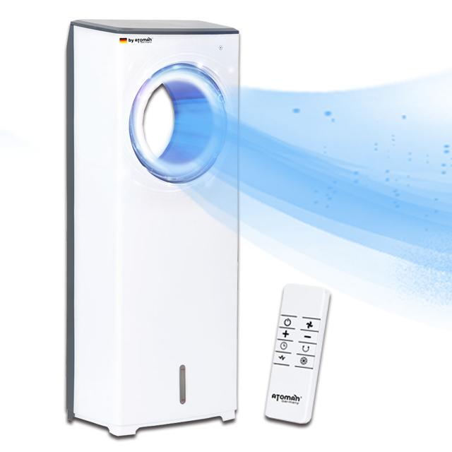 위들린 에어쿨러 냉풍기 이동식 에어컨 냉방기 얼음 날개없는, 2. 아토만 아이스제로쿨러냉풍기+LCD시계