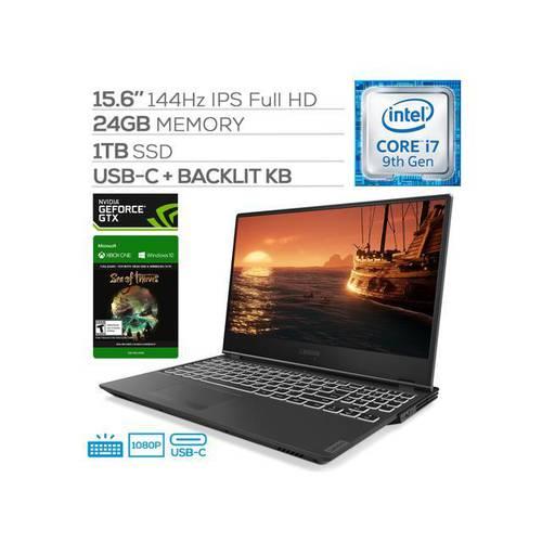 Lenovo Legion Y540 144Hz Gaming Laptop 15.6 IPS Full HD Core i7-9750, 상세내용참조, 상세내용참조, 상세내용참조