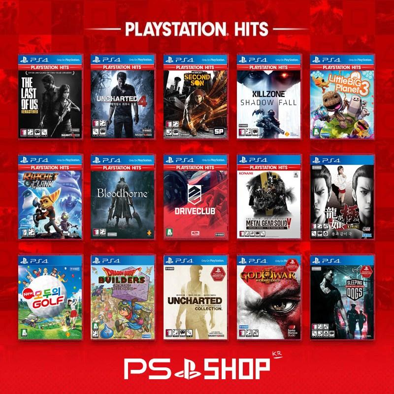 PS4 PLAYSTATION HITS : 플레이스테이션 히트 22800원, 더라스트오브어스