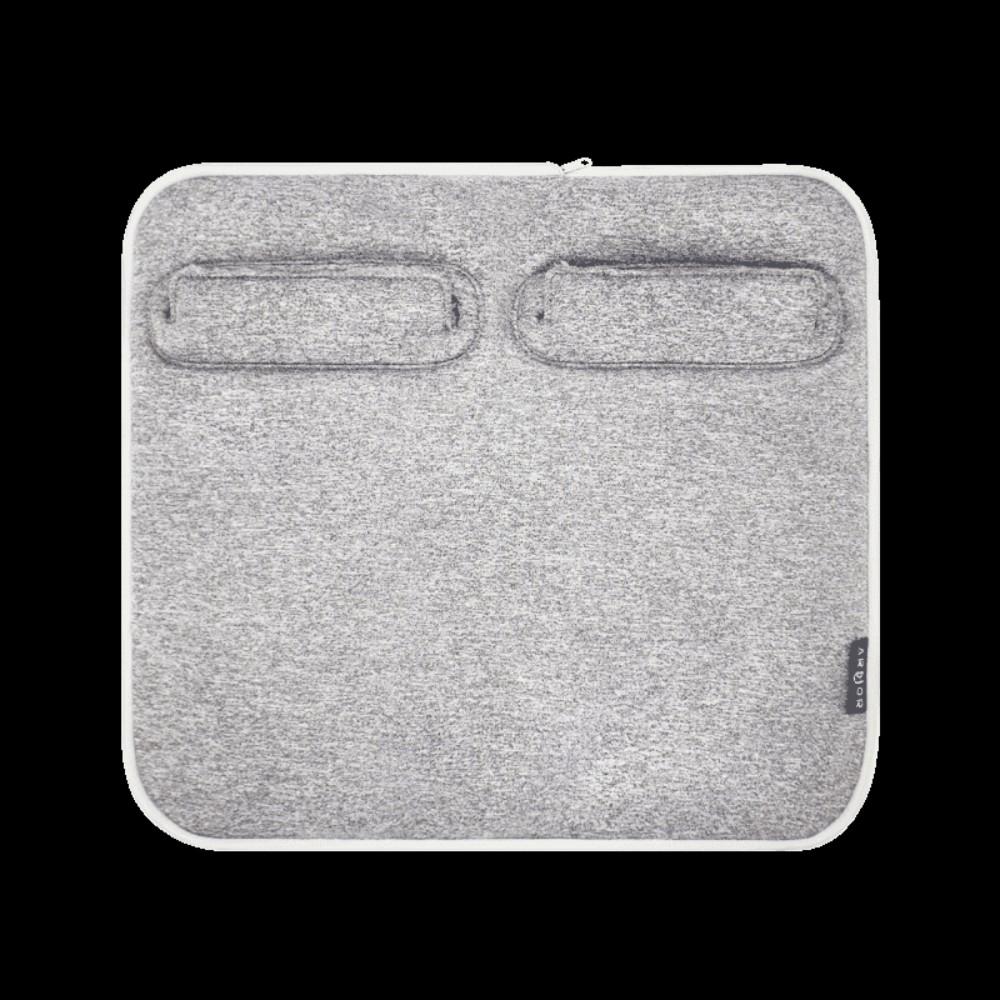 샤오미 전기 원적외선 발난로 풋워머, 밝은 회색