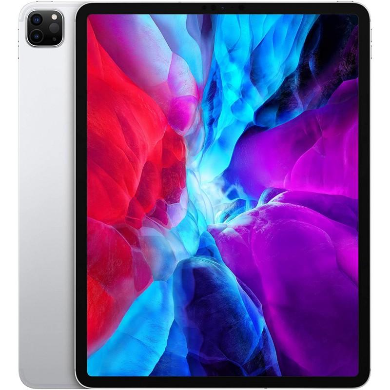 [240볼트] 신형 Apple iPad Pro(12.9인치 Wi-Fi + 셀룰러 1TB) - 실버(4세대), 단일옵션, 단일옵션